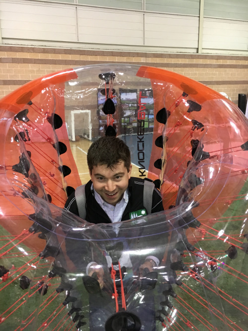 Giant Inflatable Zorbs